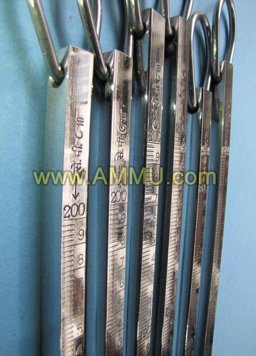 Dip Rod Liquid Level Guage Ammu Industries