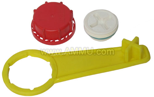 Jerry Can Screw Cap Wrench