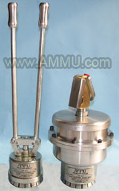 Ammu Manual and Pneumatic Spout Crimping Tool